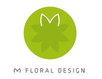 Logo for M Floral Design