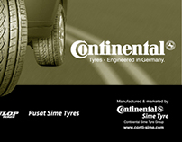 Spec Ad: Continental Tyres