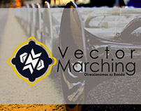Identidad Corporativa Vector Marching