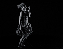 dance photography series: natural imprints