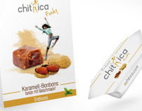Chitica Product Packaging