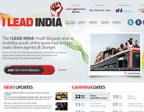 I Lead India - times of india