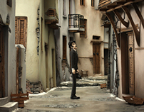 The Village - Set Design & Animation