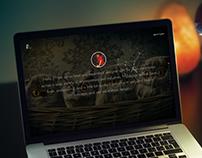 Personal Portfolio Responsive Website Design.