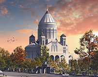 Church & Museum | Project Competition
