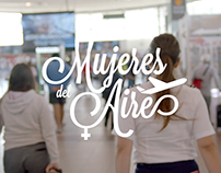 JetSMART - Mujeres del aire.