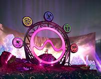 Chromatica Stage Concept