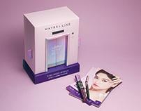 Maybelline New York Pushup Angel Mascara Press kit