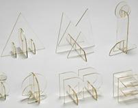 Camila's experimental typography