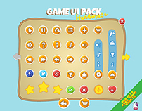 [FREEBIE] Game UI Pack - Handmade Edition
