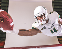 Cal Poly Athletics 2017-18 Football Poster and Media
