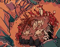 Roald Dahl Illustrations
