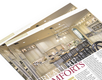 Home Magazine Page Samples