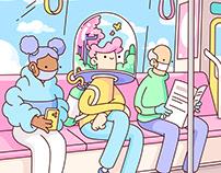 Bubblegum Future
