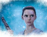 Rey Star War Concept