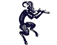 Пивоварня «Копытов»: логотип, айдентика / logotype