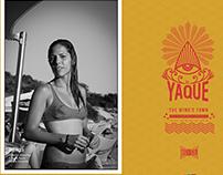 """""""EL Yaque"""" The wind's town. Venezuela."""
