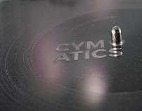 Cymatics: Laser Cut Record