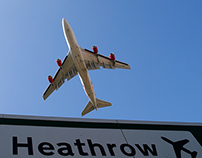 Luxury Airport Chauffeur Driven Car in London