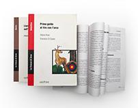 Book design for Greentime publisher