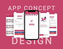Voucher Gifting App Concept Design