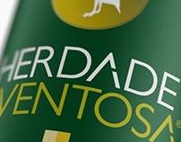Herdade da Ventosa - Brand, Label