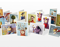 Greeting cards for loved ones part II