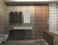Bathroom composition Memory