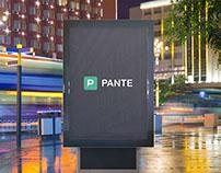 Pante Brand Identity