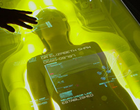 PROMETHEUS - MOVIE SCREEN GRAPHICS