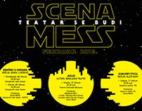 Scene MESS 2016 / Monthly Repertoire / February