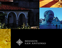 Jesuit Missions of Monterey County print