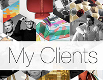 """My Clients"" analytical project"