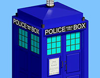 TARDIS Revit Family