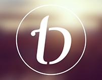 Personal logo + portfolio