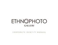 ETHNOPHOTO GALLERY BRAND IDENTITY