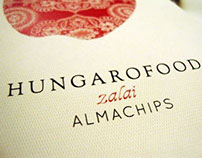 Hungarofood / Packaging design