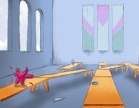 """""""Zauberschloss"""" Game Concept"""