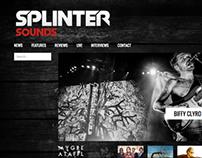 Splinter Sounds