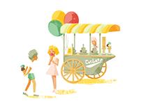 """Voyage Magazine (China)"" Kid's Travel Feature"