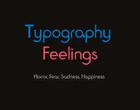 Typography Feelings