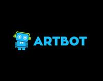 Artbot Character & Logo Design