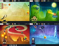 Art for Apocalypse Basketball (web game)