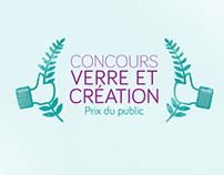 Création du logo et design d'un concours facebook