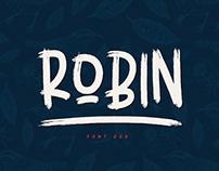 Robin | Script Font
