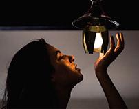 Metalic lamp