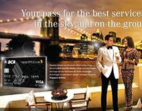 BCA krisflyer card campign