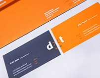 Corporate & Brand Identity – Diem & Tasch