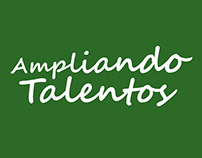 Audiovisual & graphic art for AMPLIANDO TALENTOS (2015)