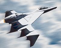 Cormoran plane experimental
